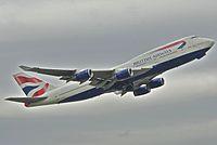 G-CIVT - B744 - British Airways