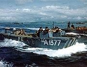 British LCA 1944