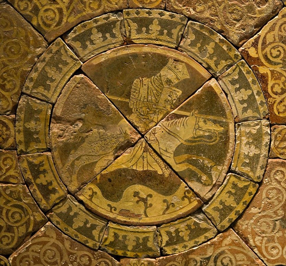 Britishmuseumrichardtiles