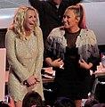 Britney Spears, Demi Lovato X-Factor 3, 2012.jpg