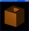 Brlcad cube evide lr orange.png