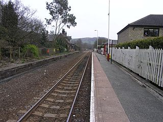Brockholes railway station