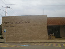 Broken Bow Municipal Building