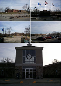 Hình nền trời của Brookfield, Wisconsin