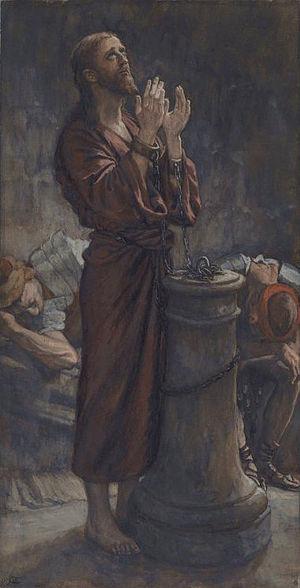 Good Friday Morning: Jesus in Prison