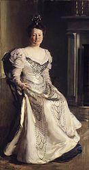 Сесилия Бо: Mrs. Robert Abbe (Catherine Amory Bennett)