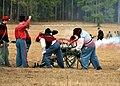 Brooksville Raid reenactment (6740299755).jpg