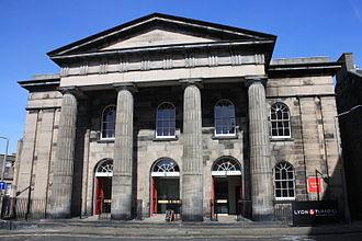 Archibald Elliot - Broughton McDonald Church in Edinburgh
