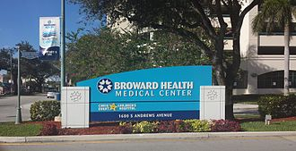Broward Health - Chris Evert Children's Hospital is located at Broward Health Medical Center in Fort Lauderdale, Florida.