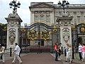 Buckingham Palace gates - geograph.org.uk - 908840.jpg