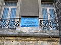 Bucuresti Romania, Str. Lascar Catargiu (Observatorul Astronomic) (Casa Amiral Vasile Urseanu) (detaliu 2) B-II-m-B-18332.JPG