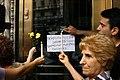 Buenos Aires - Manifestación contra el Corralito - 20020206-03.JPG