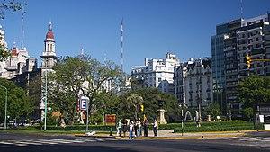 Monserrat, Buenos Aires - Mariano Moreno Plaza, near Congress