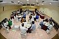 Buffet Lunch - VMPME Workshop - Science City - Kolkata 2015-07-16 9043.JPG