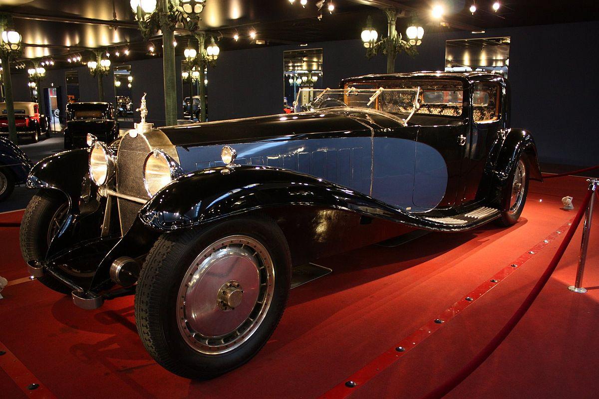 Bugatti Royale ί