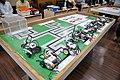 Built Robots - Workshop on Organising Indian and World Robot Olympiad - NCSM - Kolkata 2016-03-09 2477.JPG