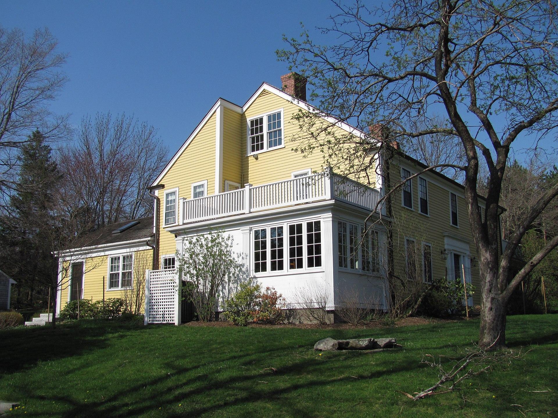 Bullen stratton cozzen house wikipedia for Stratton builders