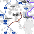 Bundesautobahn 553 map.png
