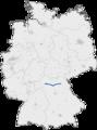Bundesautobahn 70 map.png