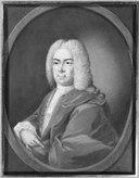 Burchard, Medicine doktor, pendang till Ds 253 (Johann Alexander Müller) - Nationalmuseum - 28595.tif