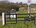 Burcott Lodge Farm Entrance - geograph.org.uk - 350830.jpg