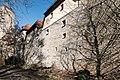 Burggasse, Stadtmauer Rothenburg ob der Tauber 20180216 001.jpg