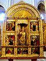 Burgos - San Esteban, Retablo de la Virgen (Castrillo Matajudios) 1.jpg