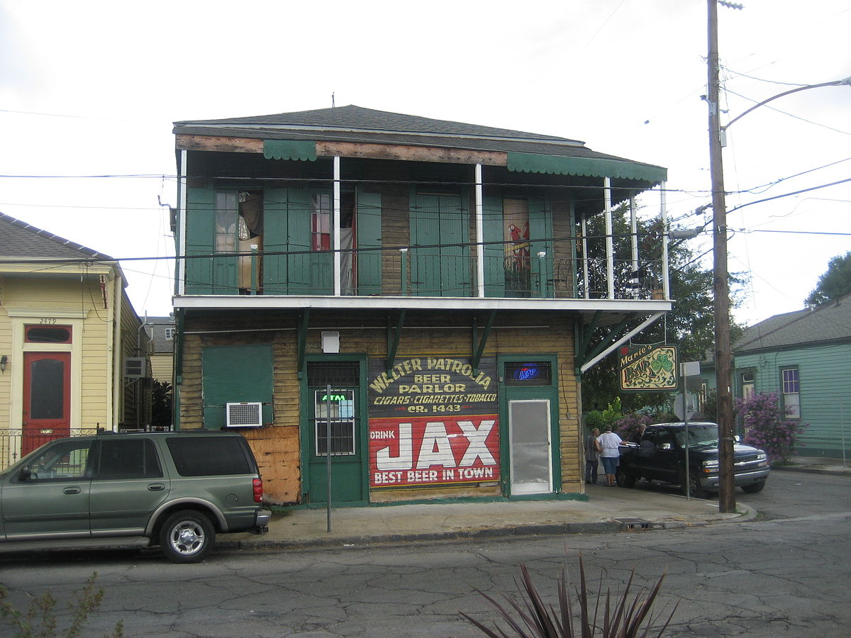 French Quarter Hotels >> New Orleans/Faubourg Marigny – Travel guide at Wikivoyage
