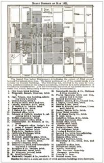 San Francisco Fire of 1851