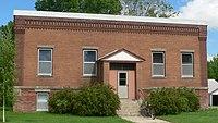 Burwell, Nebraska Carnegie library from W.JPG
