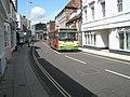 Bus in East Street - geograph.org.uk - 1428701.jpg
