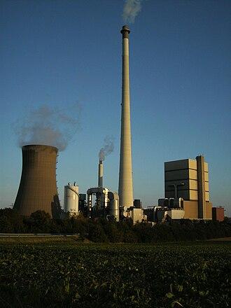Buschhaus Power Station - Buschhaus Power Station