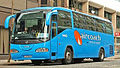 Buses of FirstGroup Aircoach and Ulsterbus in Belfast, Northern Ireland 15 March 2009 crop 1.jpg