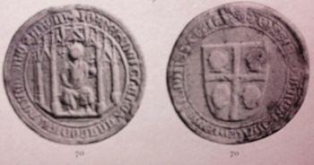 Seal of John I of Aragón