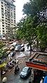 Byculla, roadside scene in Mumbai, Maharashtra.jpg
