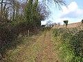 Byway near Farthing's Farm - geograph.org.uk - 1714115.jpg