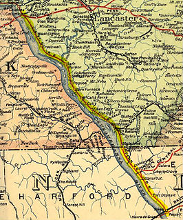 Columbia and Port Deposit Railroad