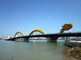 Image illustrative de l'article Dragon River Bridge