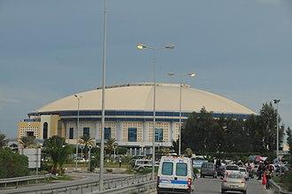 Salle Omnisport de Radès - Palais des sports 7 novembre de nuit