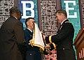 CG Wins receives BEYA 2018 Stars and Stripes Award (40178652661).jpg