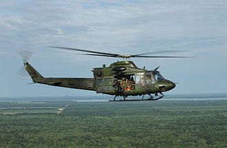 Utility helicopter - The Canadian Forces Bell CH-146 Griffon is a typical utility helicopter