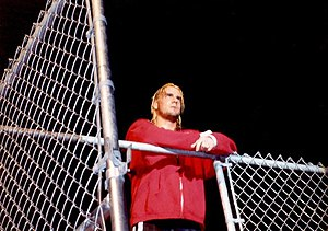 CM Punk - Punk in Ring of Honor in 2003