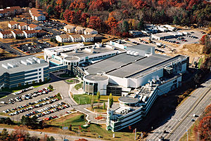 SUNY Polytechnic Institute - Image: CNSE Aerial 72dpi