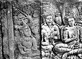 COLLECTIE TROPENMUSEUM Reliëf op de aan Brahma gewijde tempel op de Candi Lara Jonggrang oftewel het Prambanan tempelcomplex TMnr 10016177.jpg