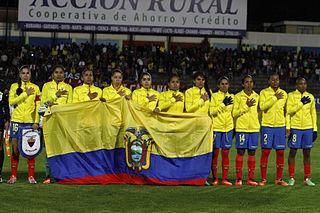 Lorena Aguilar Ecuadorian professional footballer