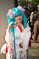 CWT39 cosplayer of Hatsune Miku with Kimono 20150228.jpg