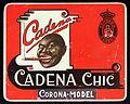 Cadena Chic sigarenblikje.JPG