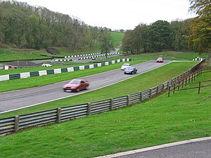 Cadwell Park - Image: Cadwell Park Trackday 1