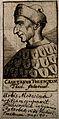 Cajetanus Thienaeus. Line engraving, 1688. Wellcome V0005786.jpg