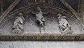Calvari de la portalada del creuer de la catedral d'Osca.JPG